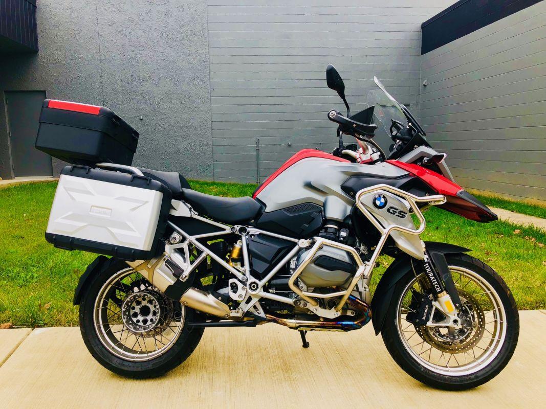 2013 BMW R1200 GS