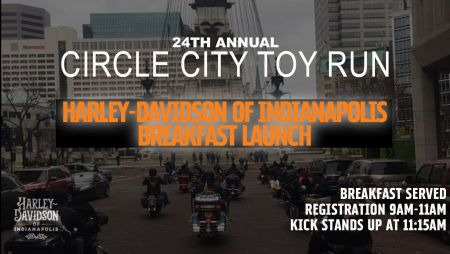 Circle City Toy Run Breakfast