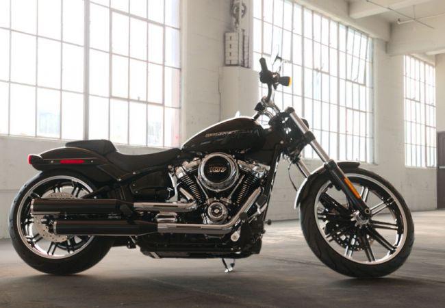 2019 Harley-Davidson FXBR - Breakout