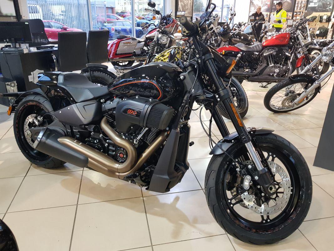 2019 Harley Davidson FXDR 114