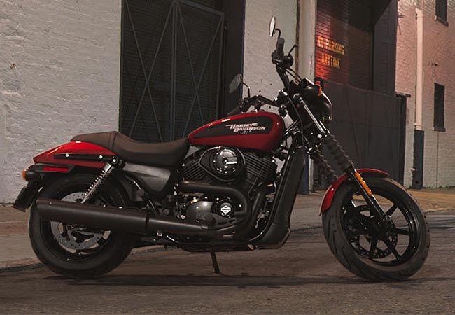 2019 Harley-Davidson Street 500