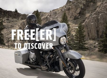 FREE[ER] TO DISCOVER