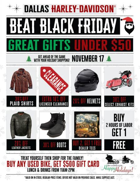 Beat Black Friday!