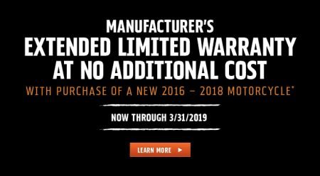 Manufacturer's Extended Limited Warranty