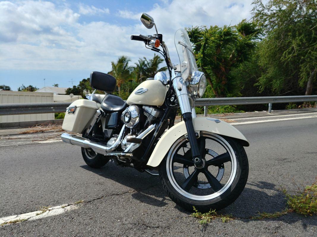 Harley Davidson Dyna FLD Switchback