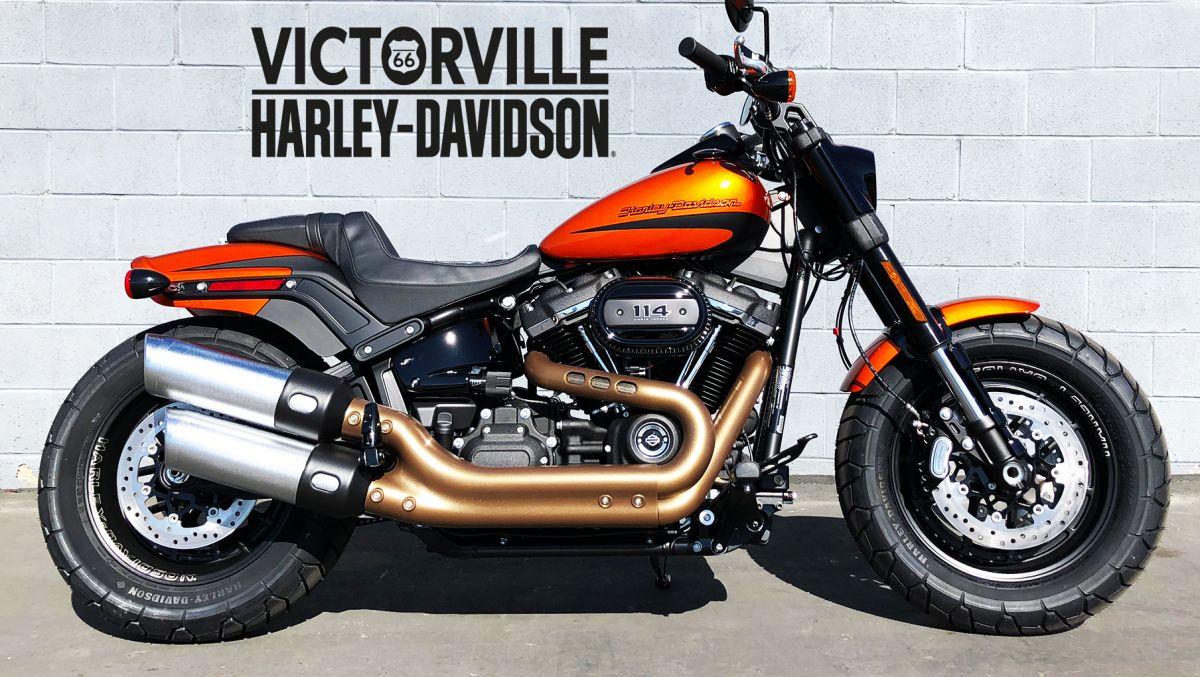 2019 Harley-Davidson Fat Bob 114 | Victorville Harley ...