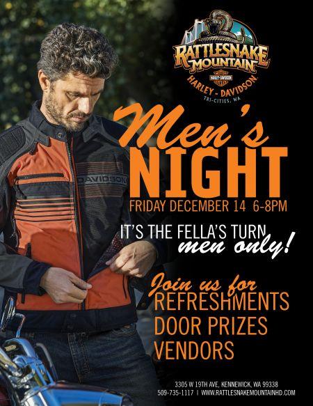 RMHD Men's Night