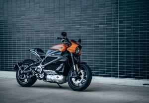 LiveWire - pirmais elektriskais Harley-Davidson motocikls