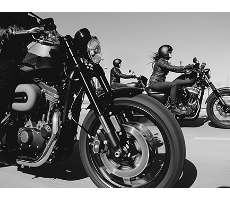 Pre-Owned Motorcycles