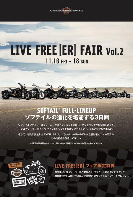 LIVE FREE FAIR