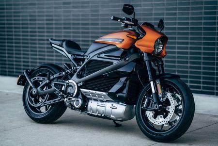 Новые подробности о Harley - Davidson LiveWire