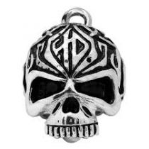 TRIBAL SKULL RIDE BELL