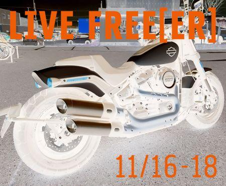 LIVE FREE [ER] 11/16-18