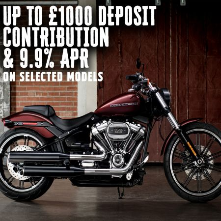 We're giving you up to £1,000 towards your next ride!