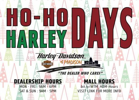 Ho-Ho-Harley Days