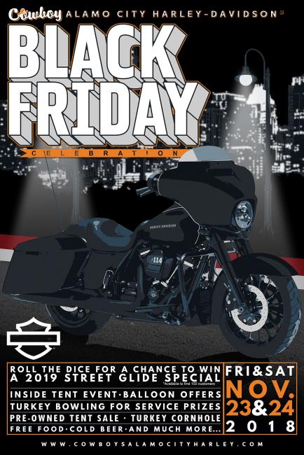 Black Friday Celebration - Day 1
