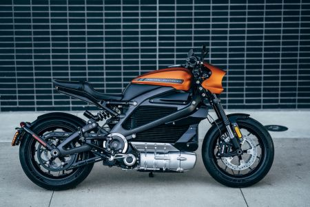 HARLEY-DAVIDSON RELEASES FURTHER DETAILS ON 2019 LIVEWIRE AT EICMA SHOW