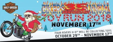 Bikers Toy Run 2018