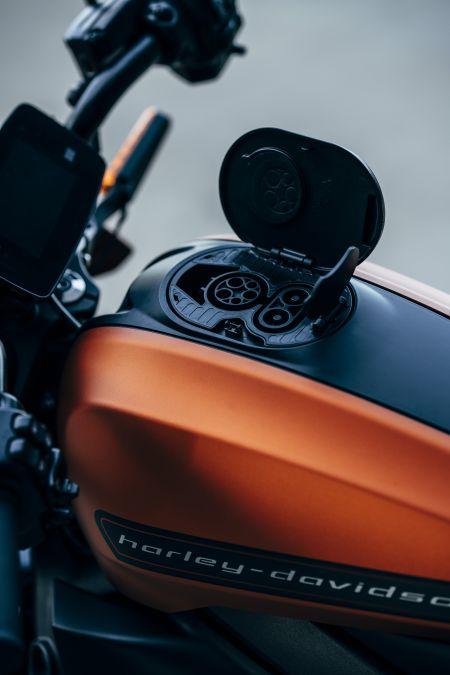 LIVEWIRE ELEKTRICNI MOTORCIKL