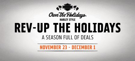 Rev-Up the Holidays at H-D of Madison