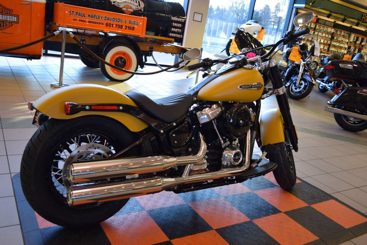 2019 Harley-Davidson Softail Slim FLSL | New Motorcycle ...
