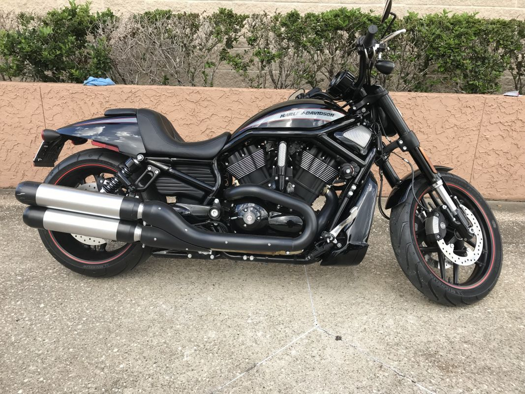 2016 Harley-Davidson<sup>®</sup> VRSCDX — V-Rod<sup>®</sup> Night Rod<sup>®</sup> Special