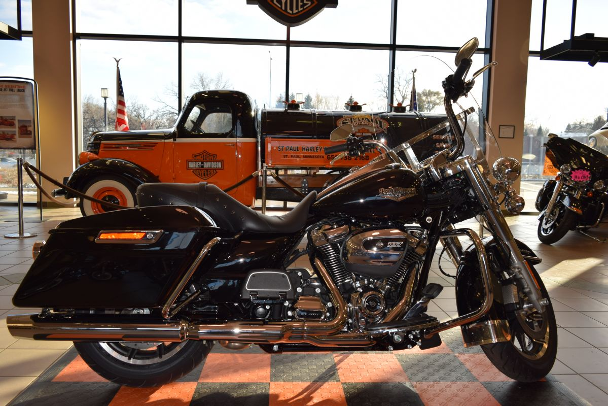 2019 Harley-Davidson Road King FLHR