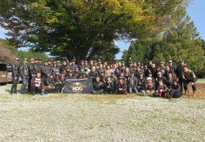 2018/11/11 千本松牧場ツーリング