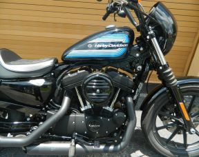 XL 1200NS 2018 Iron 1200<sup>™</sup>