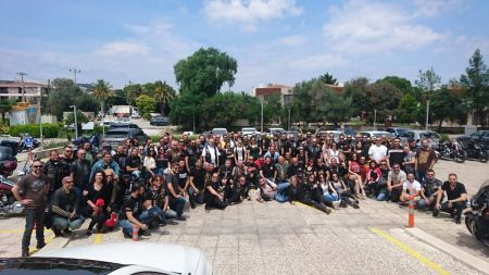 H.O.G. ANKARA CHAPTER İZMİR RALLY'DE