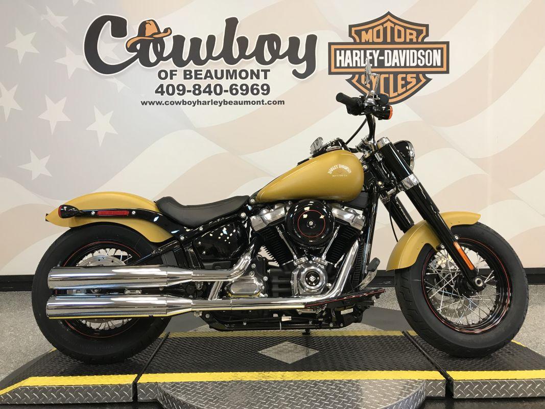 2019 Harley-Davidson<sup>®</sup> FLSL — Softail<sup>®</sup> Softail Slim<sup>®</sup>