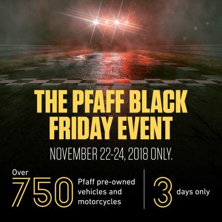 Black Friday Event
