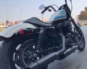 2019 Iron 1200
