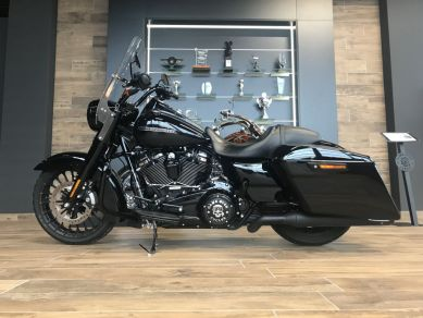 2017 Road King Special Kess Tech