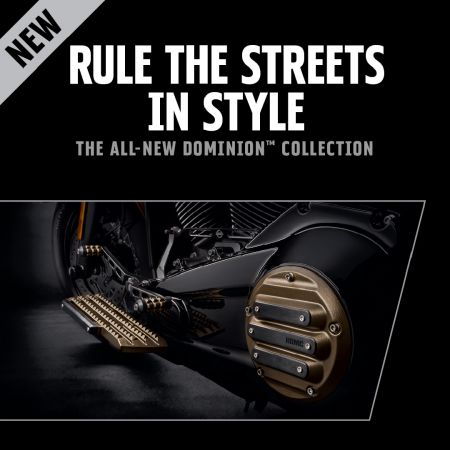 Rule the streets in style