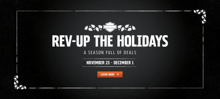 Rev-Up for the Holidays!