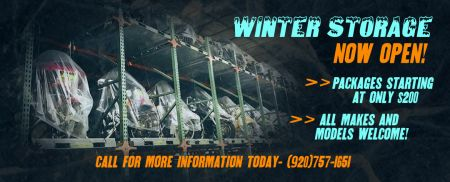 Winter Storage Packages