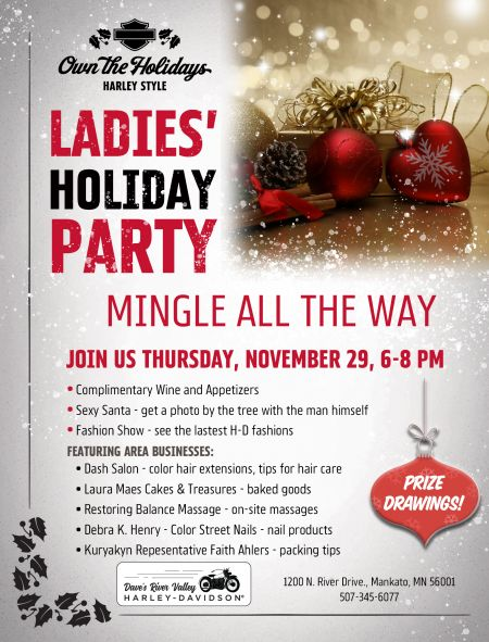 Ladies' Holiday Party