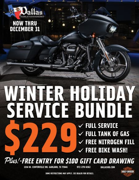 Winter Holiday Service Bundle