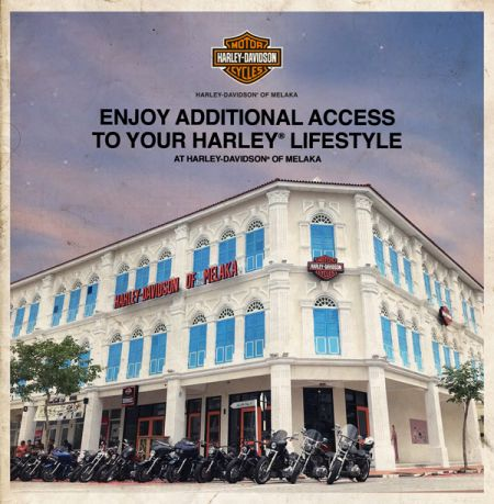 Enjoy additional access to your Harley® lifestyle