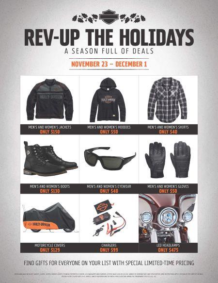 Rev-Up the Holidays
