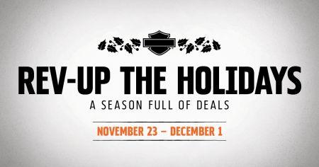 Rev-Up the Holidays!