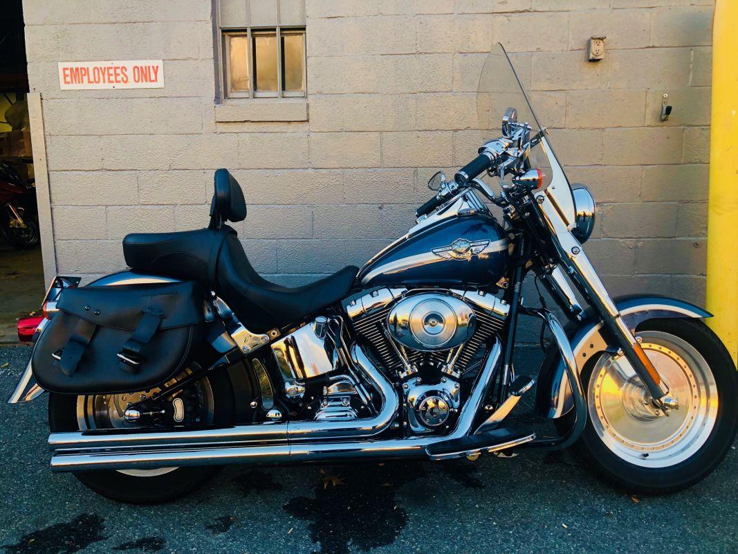 2003 Harley-Davidson FLSTF FAT BOY