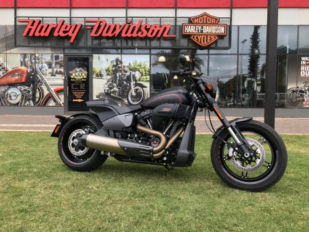 The Harley-Davidson® 2019 FXDR114 – A rider's perspective