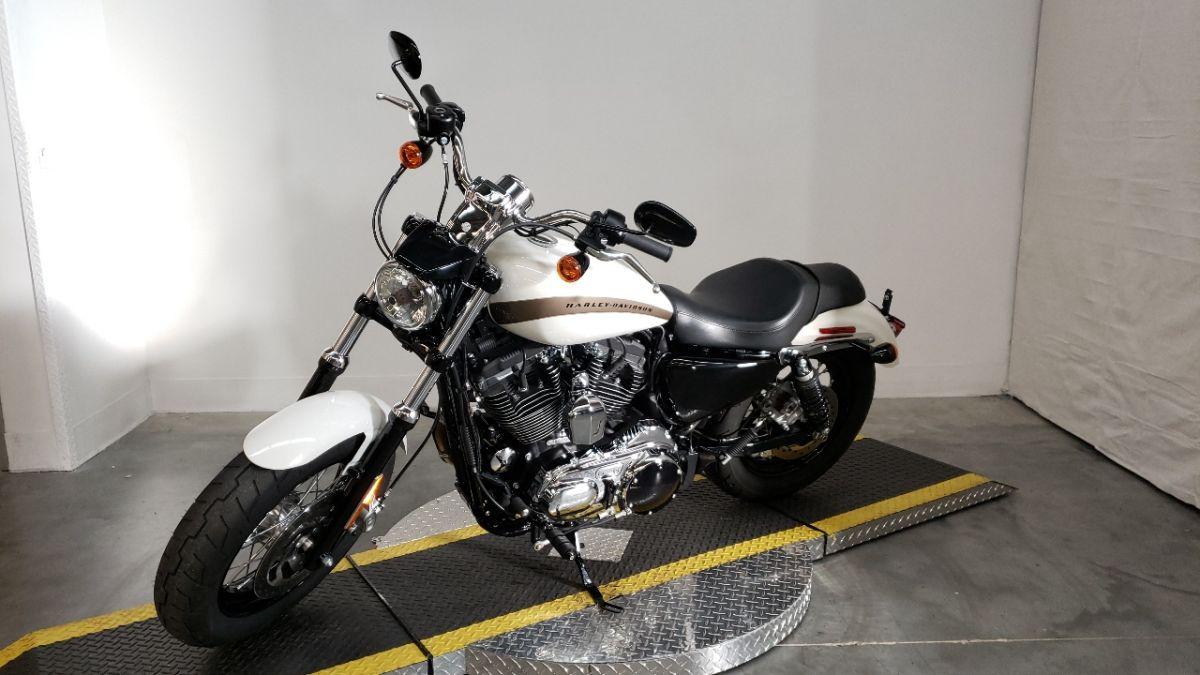 1200 Custom High Desert Harley Davidson