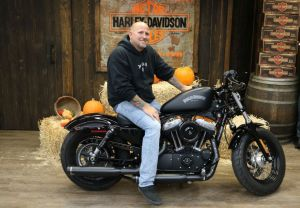 Billys new Forty-Eight!