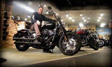 Ismerd meg a Harley-Team új tagjait - Olajcsek Ferenc!