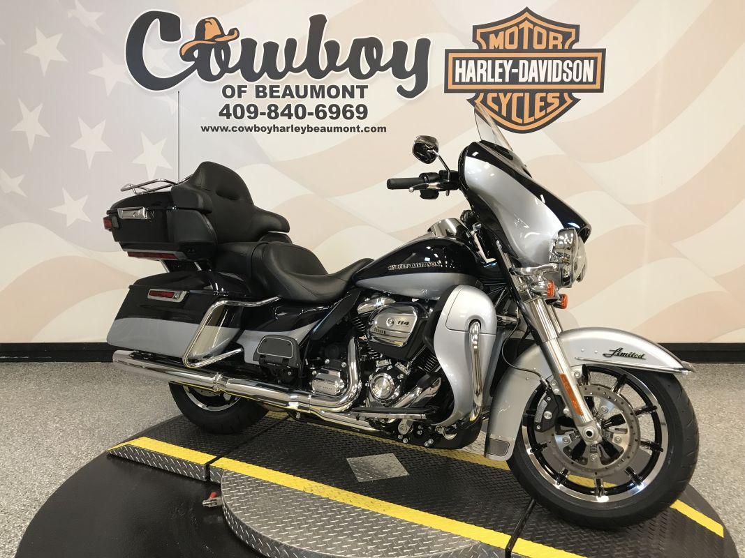 2019 Harley-Davidson<sup>®</sup> FLHTK — Ultra Limited