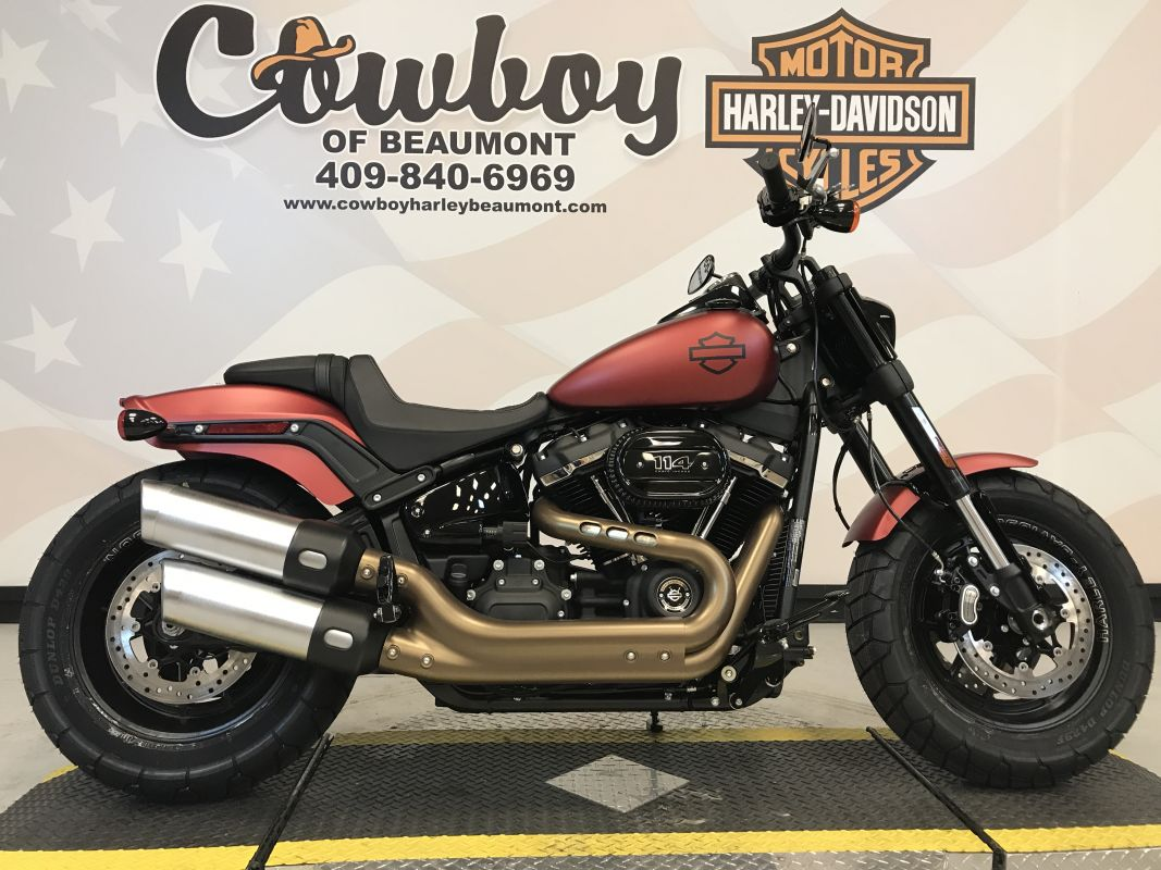 2019 Harley-Davidson<sup>®</sup> FXFBS — Softail<sup>®</sup> Fat Bob<sup>®</sup> 114
