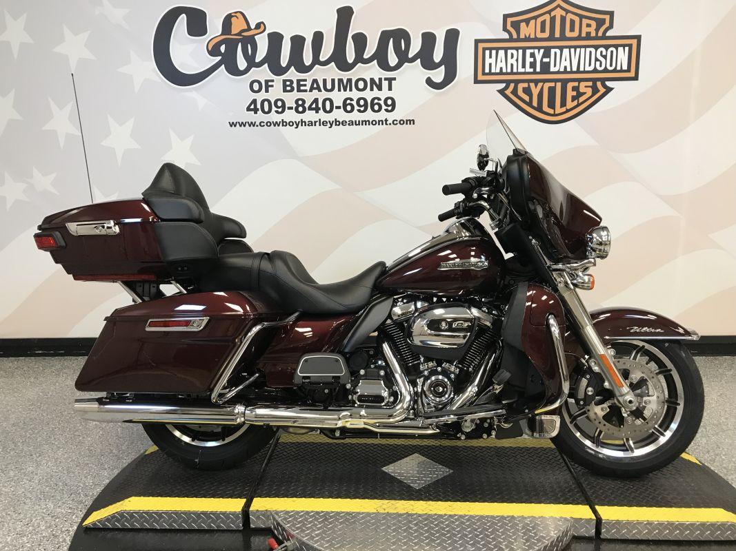 2019 Harley-Davidson<sup>®</sup> FLHTCU — Electra Glide<sup>®</sup> Ultra Classic<sup>®</sup>